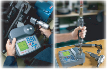 - Torque tester & Audit equipment